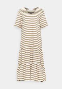 SLFREED DRESS - Jersey dress - kelp
