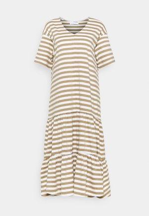 SLFREED DRESS - Robe en jersey - kelp