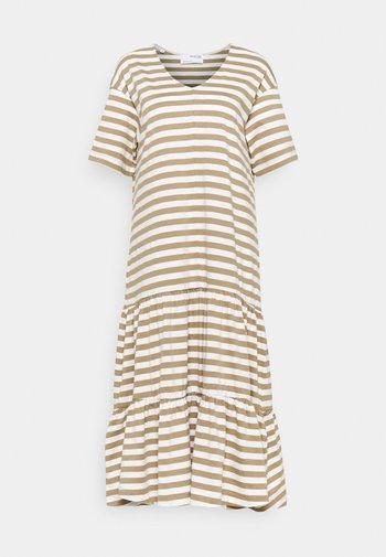 SLFREED DRESS - Vestido ligero - kelp