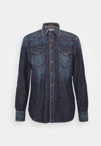 Replay - Shirt - dark blue denim - 3
