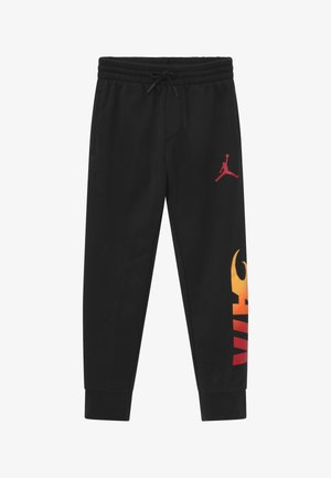 JUMPMAN FIRE  - Tracksuit bottoms - black
