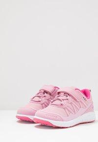 Viking - HOLMEN - Hiking shoes - pink/fuchsia - 3
