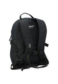 Haglöfs - TIGHT X-SMALL - Rucksack - true black - 1
