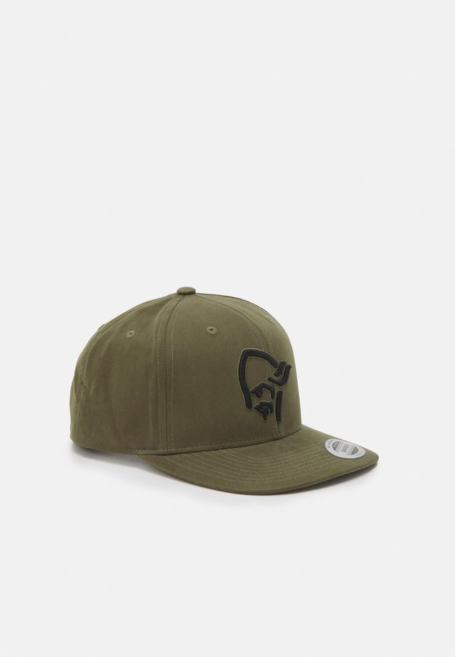 /29 SNAP BACK UNISEX - Keps - olive night
