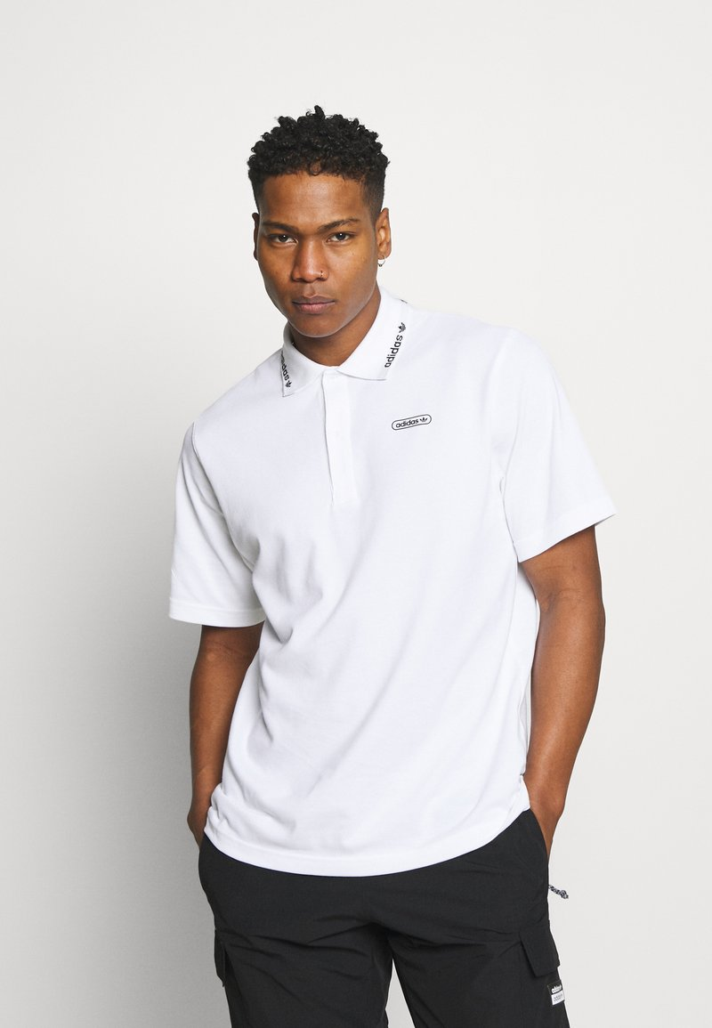 adidas Originals - SUMMER - Polo shirt - white