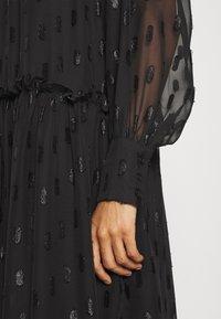 Love Copenhagen - LCAGAFIA DRESS - Cocktail dress / Party dress - pitch black - 5