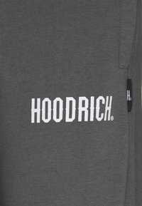 Hoodrich - CORE JOGGERS - Tracksuit bottoms - shadow/white - 2