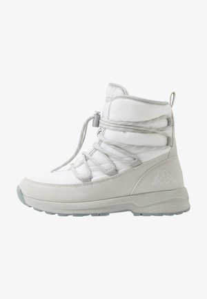 MAYEN - Winter boots - white/light grey