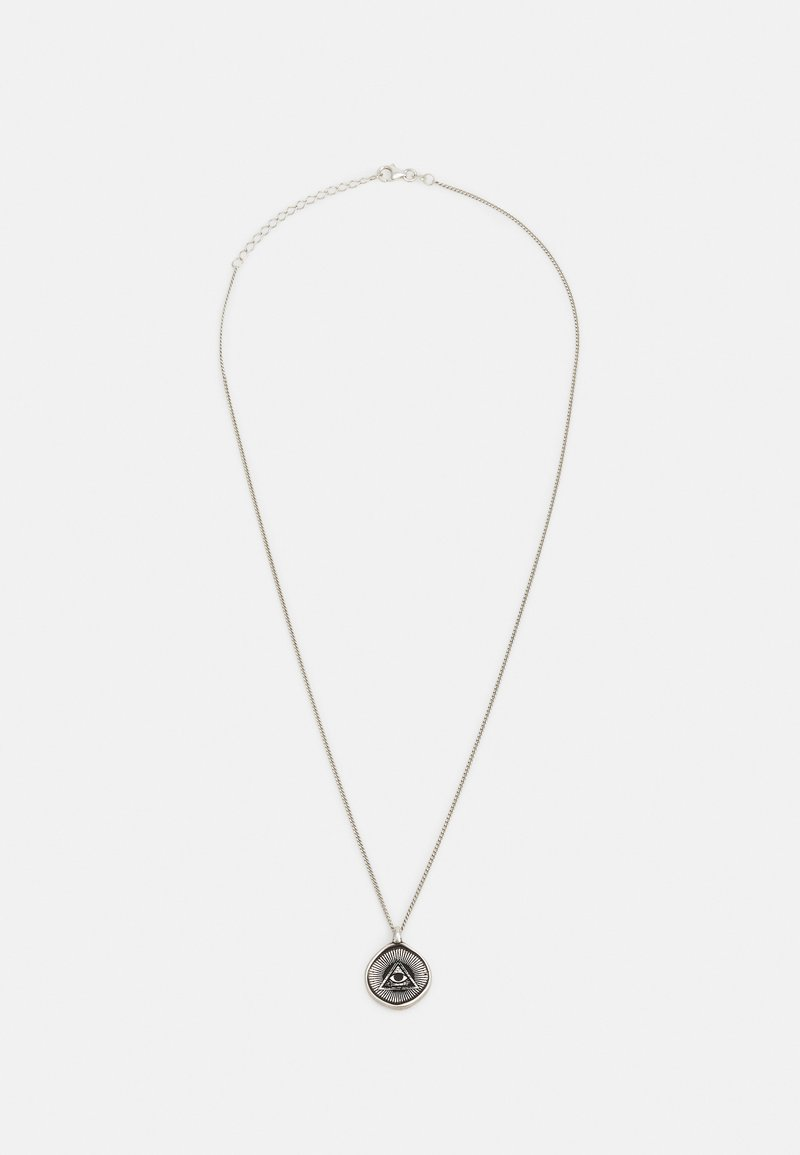 TWOJEYS - ILLUMINATI UNISEX - Necklace - silver-coloured