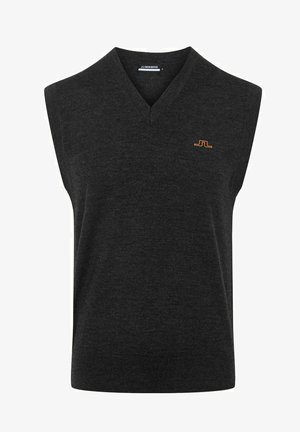 NOVA - Pullover - black melange