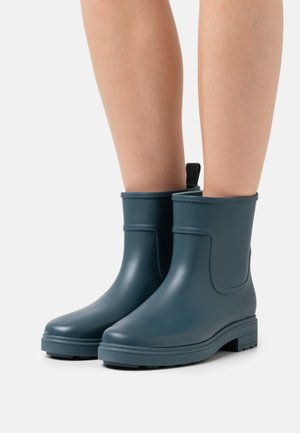 RAIN BOOT - Wellies - petrol