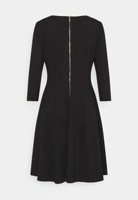 HUGO - DIAMANDA - Sukienka z dżerseju - black - 6