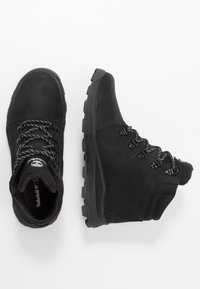 Timberland - BROOKLYN HIKER - High-top trainers - black - 0