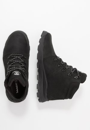 BROOKLYN HIKER - Sneakers hoog - black