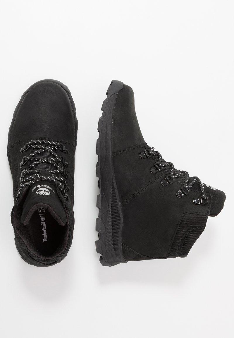 Timberland - BROOKLYN HIKER - High-top trainers - black