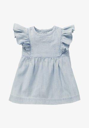Day dress - light blue denim