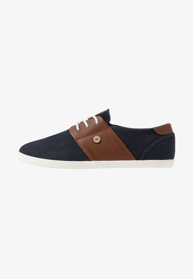 TENNIS CYPRESS - Matalavartiset tennarit - navy