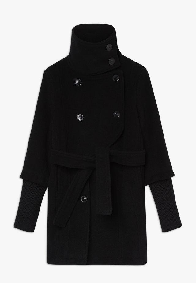 CAPPOTTO - Cappotto classico - nero