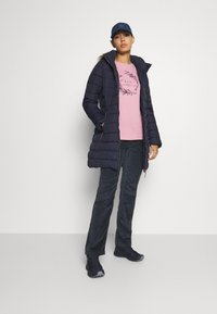 Icepeak - ADDISON - Down coat - dark blue - 1