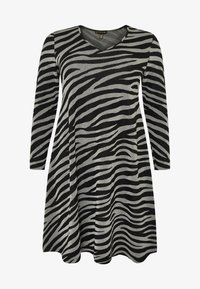 Yoek - Jumper dress - black - 3