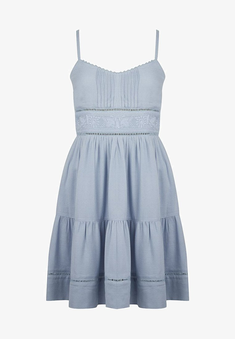 NAF NAF - Day dress - blue