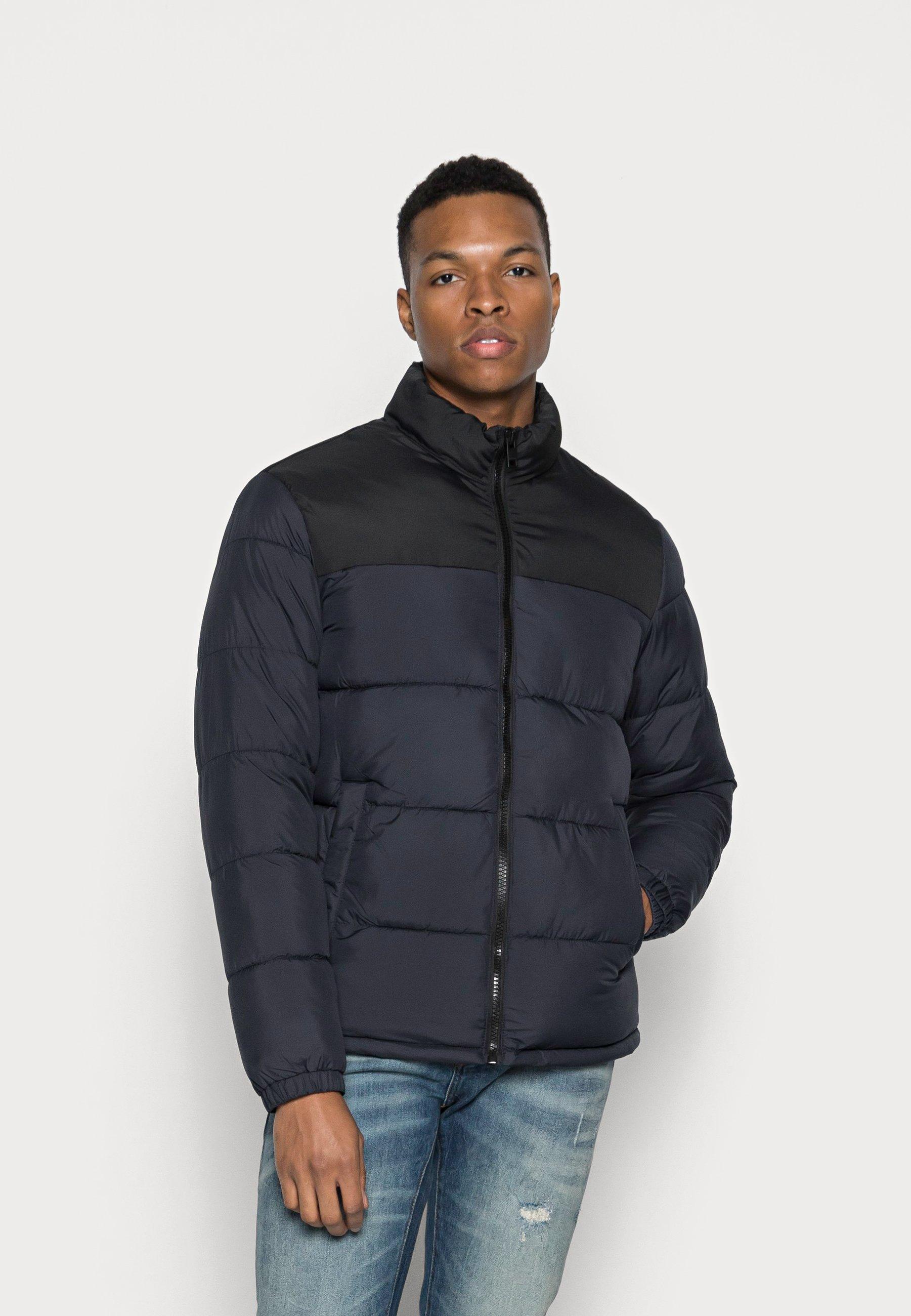 Men JJPAUL PUFFER COLLAR - Winter jacket