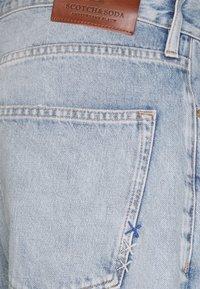Scotch & Soda - DEAN ANOTHER CHANCE - Straight leg jeans - blue denim - 2