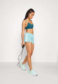 adidas Performance - PACER - Sports shorts - mint ton/white - 1