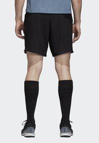 adidas Performance - TERREX TRAIL  - Pantalón corto de deporte - black - 2