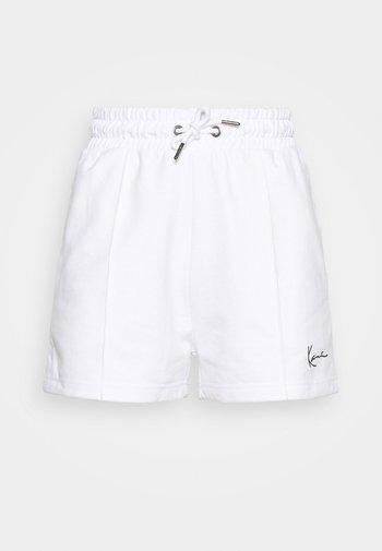 SIGNATURE  - Shorts - white