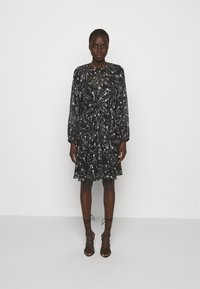 MAX&Co. - RAFIA - Day dress - black - 0