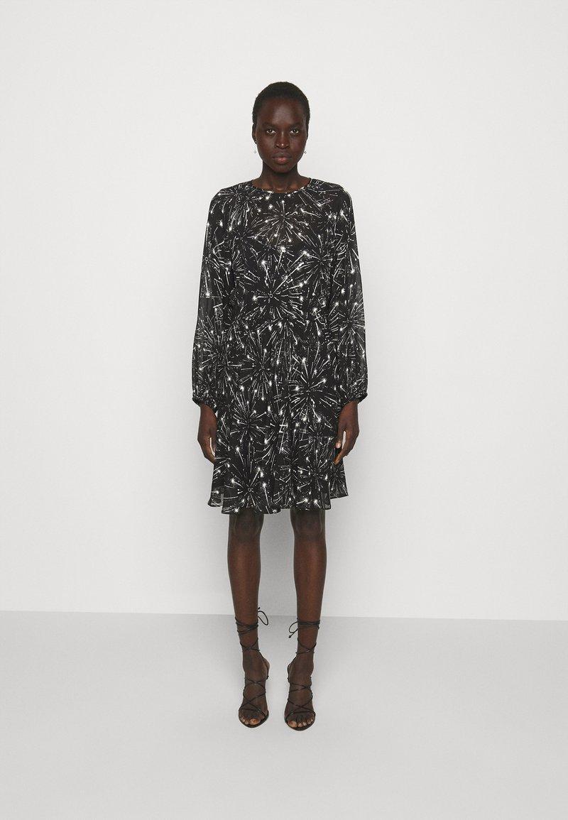 MAX&Co. - RAFIA - Day dress - black