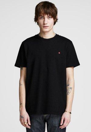 JJ-RDD CREW NECK - Basic T-shirt - black