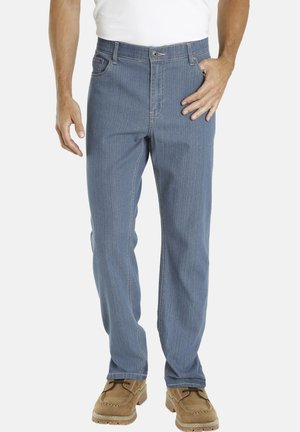 2PACK - Straight leg jeans - blau