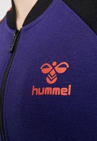Hummel - HMLSPICY ZIP JACKET - Training jacket - astral aura - 6