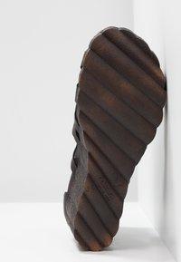 Felmini - LESLIE - Platform sandals - black - 6