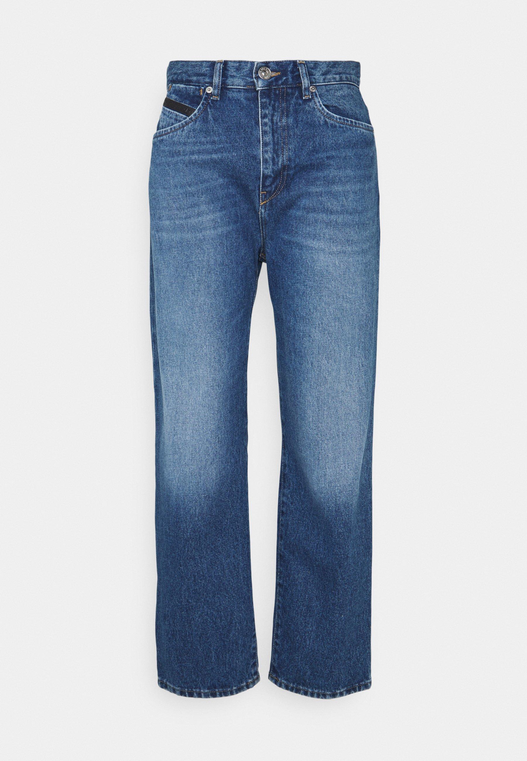 Women D-AIR - Straight leg jeans