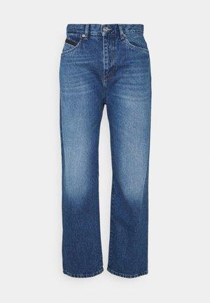 D-AIR - Straight leg jeans - medium blue