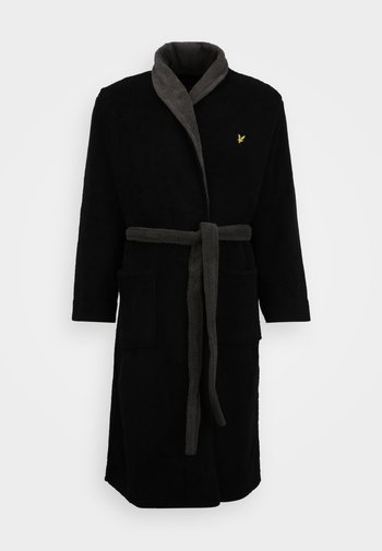 ADRAIN - Dressing gown - black