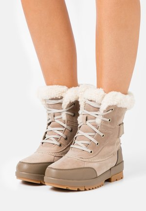 TORINO II PARC - Winter boots - beige