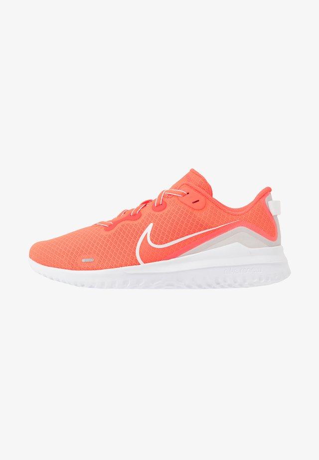 RENEW RIDE  - Neutral running shoes - flash crimson/white/vast grey