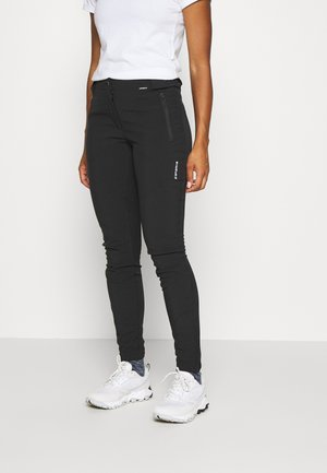 ICEPEAK DORAL - Trousers - black