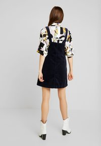 Monki - RICCI DRESS - Day dress - darknavy - 2