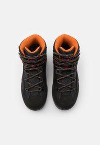 Lowa - KODY III GTX MID JUNIOR UNISEX - Hiking shoes - anthracite - 3