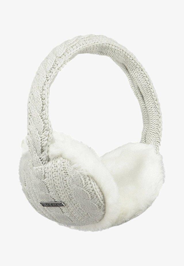 MONIQUE - Ear warmers - beige