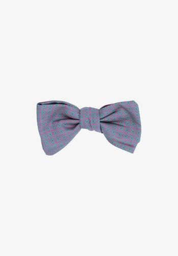 EINSTEIN - Bow tie - grau pink