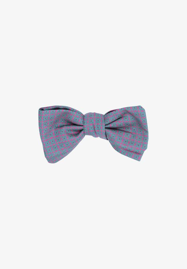 EINSTEIN - Noeud papillon - grau pink