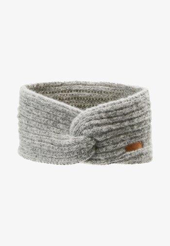 DESIRE HEADBAND - Ear warmers - heather grey