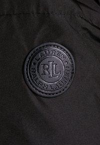 Lauren Ralph Lauren - HAND TRIM  - Down coat - black - 5