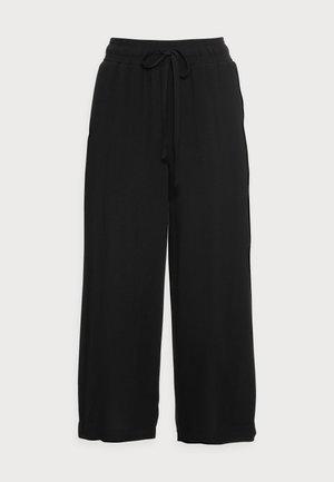 RADIA - Spodnie materiałowe - black
